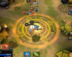 Legendary Heroes – MOBA trên mobile của Monstro