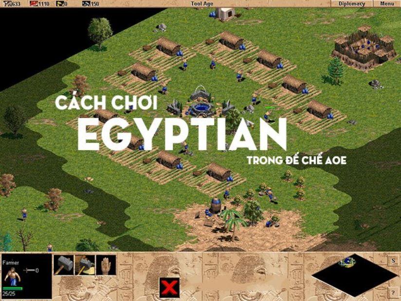 Quân Egyptian đánh gì