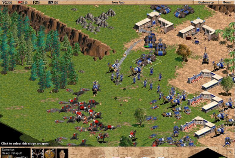 Quân Sumerian đánh gì