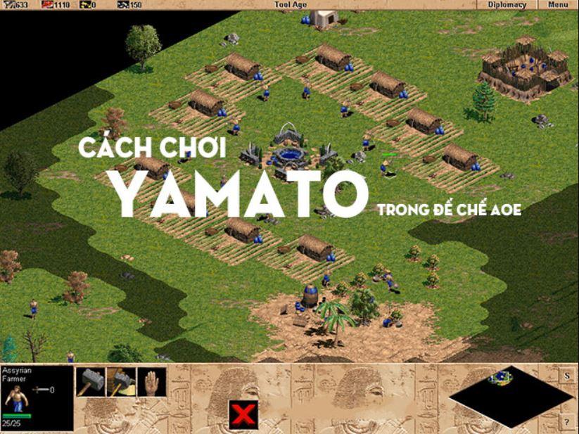Quân Yamato đánh gì