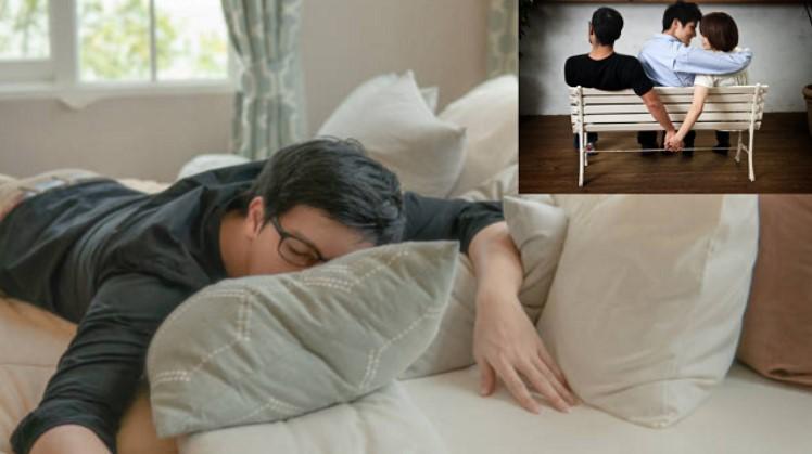 Giấc mơ thấy vợ ngoại tình không chỉ xảy ra với những người đã lập gia đình mà còn xuất hiện cả ở người độc thân